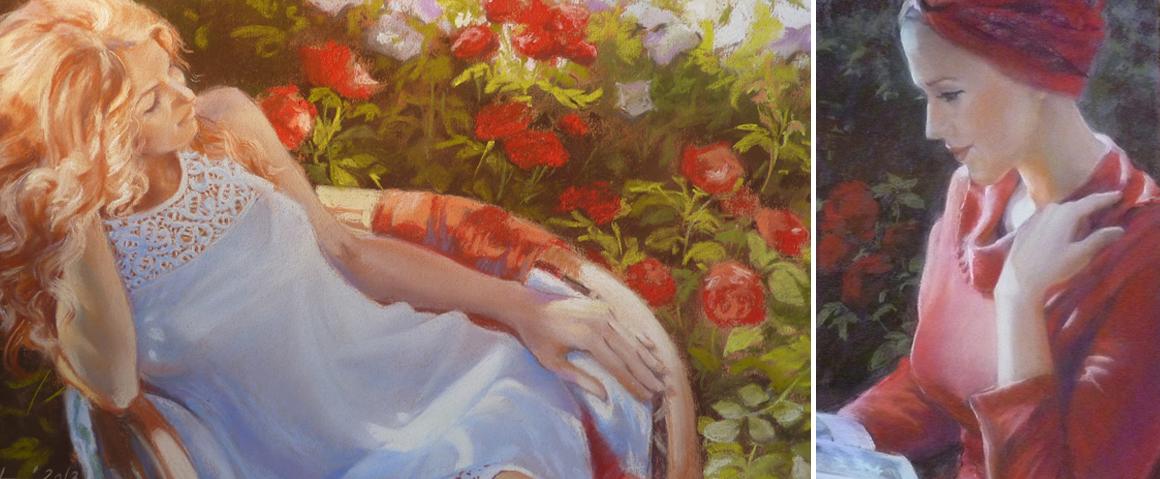 Figur�lis �br�zol�sok, portr�k, t�nc